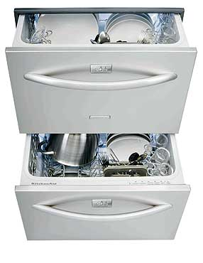 doppia lavastoviglie